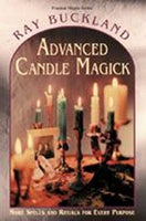 Advanced candle magick, spells, rituals, candles, Raymond Buckland -  Lylliths Emporium, wicca pagan witchcraft spiritual supplies Australia