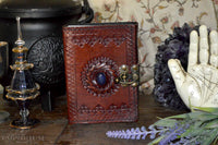Leather Journal ~ Stone Eye small