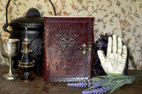 Leather Journal ~ Greenman