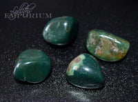 Bloodstone - tumbled stones