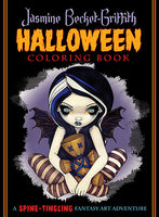 colouring books, Jasmine becket-Griffith, Saige Winterbear -  Lylliths Emporium, wicca pagan witchcraft spiritual supplies Australia