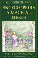 magical herbs book, herbs, Scott Cunningham -  Lylliths Emporium, wicca pagan witchcraft spiritual supplies Australia