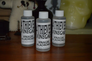 4 Thieves Vinegar - 2oz