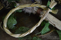 sweetgrass braid for smudging