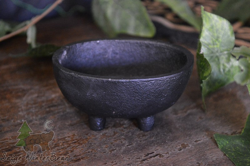 Small Oval Cauldron