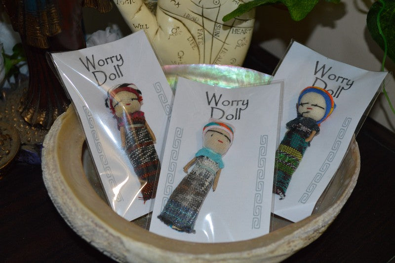 Worry Doll - large
