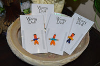 Worry Dolls - small