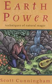 Earth Power - Scott Cunningham Wicca magick witchcraft