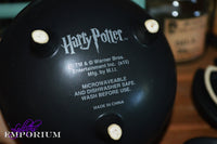 Harry Potter - Cauldron with Lid & Spoon Soup Mug