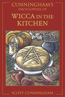 Wicca in the kitchen, recipes, Scott Cunningham -  Lylliths Emporium, wicca pagan witchcraft spiritual supplies Australia