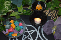 soy melts, spells, candles, spell melts -  Lylliths Emporium, wicca pagan witchcraft spiritual supplies Australia