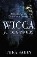 Wicca for beginners, Thea Sabin -  Lylliths Emporium, wicca pagan witchcraft spiritual supplies Australia