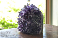 Amethyst Standing Polished #2