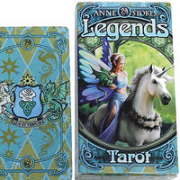 Anne Stokes Legends Tarot Deck