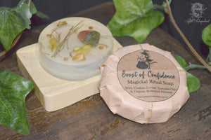 Botanical Soap ~ Boost of Confidence
