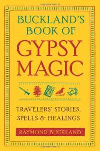 Gypsy magic, book, Raymond Buckland -  Lylliths Emporium, wicca pagan witchcraft spiritual supplies Australia