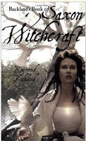 bucklands book of saxon witchcraft, Raymond Buckland, saxon -  Lylliths Emporium, wicca pagan witchcraft spiritual supplies Australia