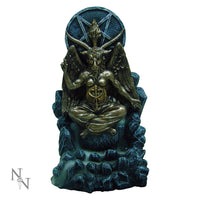 Baphomet Backflow Incense Holder