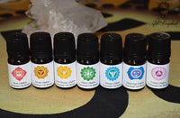 7 Chakras Essential Oil Gift Set