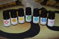 Chakra Essential Oil Blends