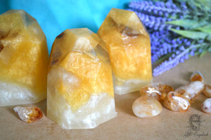 Citrine - Gemstone Soap