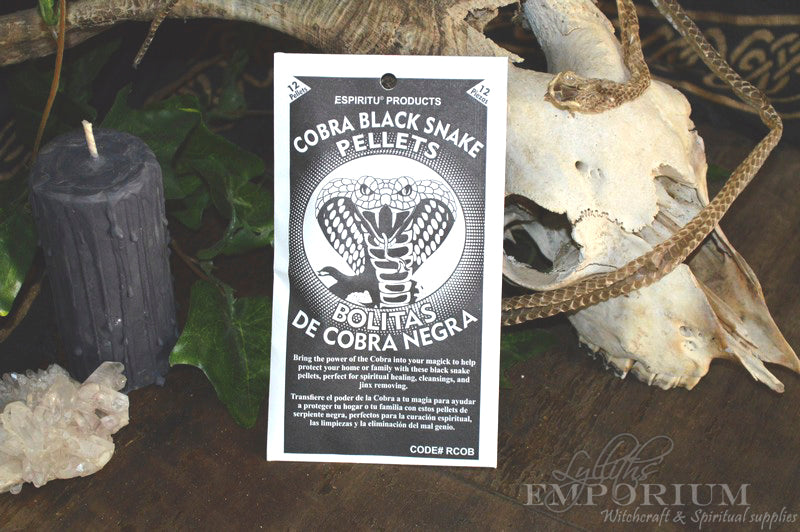 Cobra Black Snake Pellets