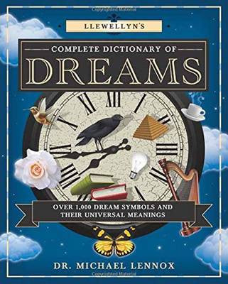 dream dictionary, dream book, dreams, Dr Michael Lennox -  Lylliths Emporium, wicca pagan witchcraft spiritual supplies Australia