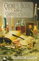 Crones Book of Charms & Spells