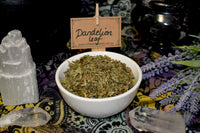 dandelion leaf - dried herb