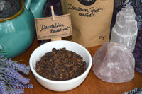 Dandelion Root ~ Roasted