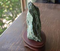 Fuchsite on stand