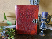 Leather Journal ~ Owl #1