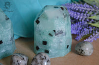 Kiwi Stone - Gemstone Soap