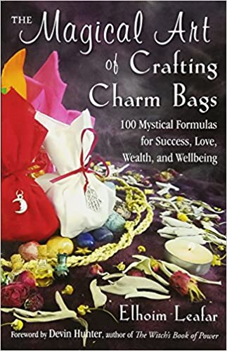 The Magical Art of Crafting Charm Bags