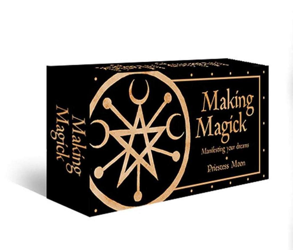 Making Magick - rectangle cards