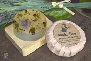 Botanical Soap ~ Mental Focus