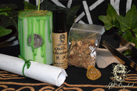 Money Drawing ~ Deluxe Spell Kit