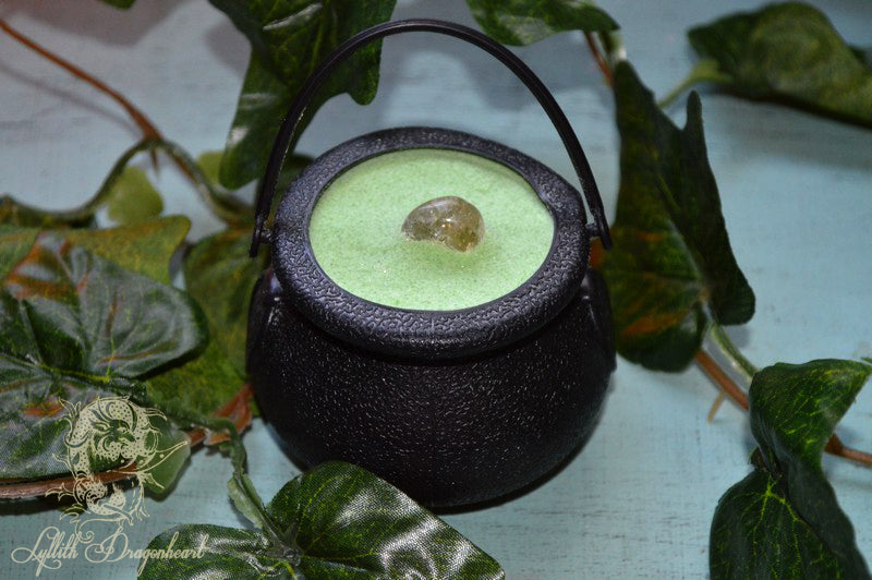 Cauldron Bath Bomb - Wealth & Success