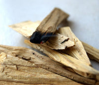 Palo Santo, smudge sticks, bark -  Lylliths Emporium, wicca pagan witchcraft spiritual supplies Australia