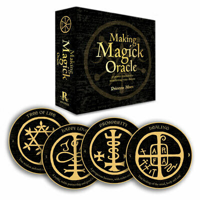 Making Magick - round cards