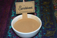 Sandalwood - powdered