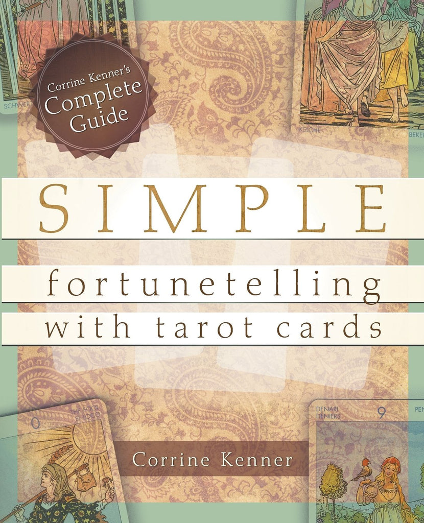 Simple fortune telling with tarot cards  corrine kenner