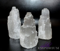 Selenite Towers - 10cm