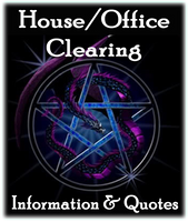 Spiritual Clearing - Information / Quotes