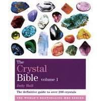 crystal bible #1, Judy Hall, crystal -  Lylliths Emporium, wicca pagan witchcraft spiritual supplies Australia