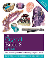 Crystal bible #2, Judy Hall, crystals -  Lylliths Emporium, wicca pagan witchcraft spiritual supplies Australia