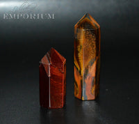 Tiger Eye generators - small red only available