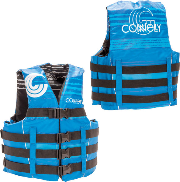 Connelly Promo 4-Belt Vest