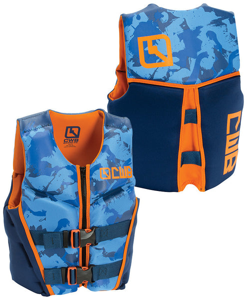 CWB Boy's Youth Neo Vest