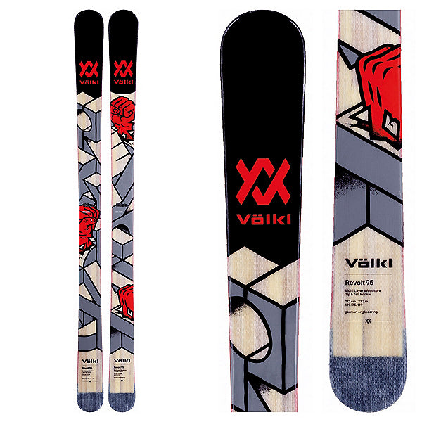 Revolt 95 + Squires + Poles BUNDLE